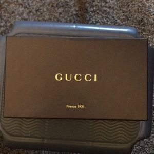 Gucci Bags - Gucci Leather Wallet (Large)